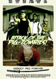 Атака зомби-свиней!