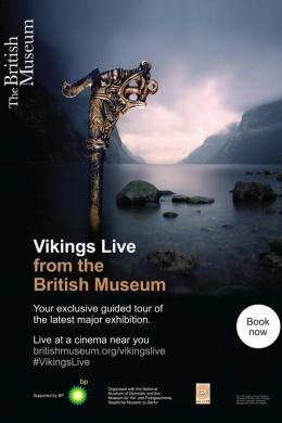 Викинги в Британском музее