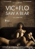 Вик и Фло увидели медведя