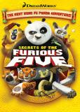 Кунг-фу Панда: Секреты неистовой пятерки