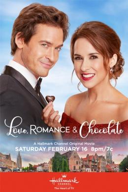 Любовь, романтика и шоколад