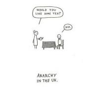 Британские комедийные сериалы