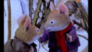 Ежевичная Поляна 1 серия Зимняя история
