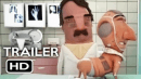 Black Holes Official Trailer #1 (2017) William Fichtner Animated Short Film Movie HD