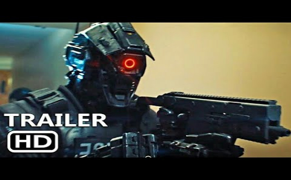 CODE 8 Official Trailer 2019 (HD)