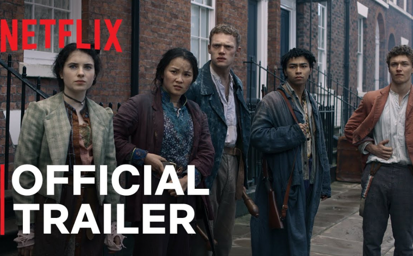 The Irregulars | Official Trailer | Netflix